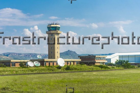 Moshoeshoe International Airport Control Tower