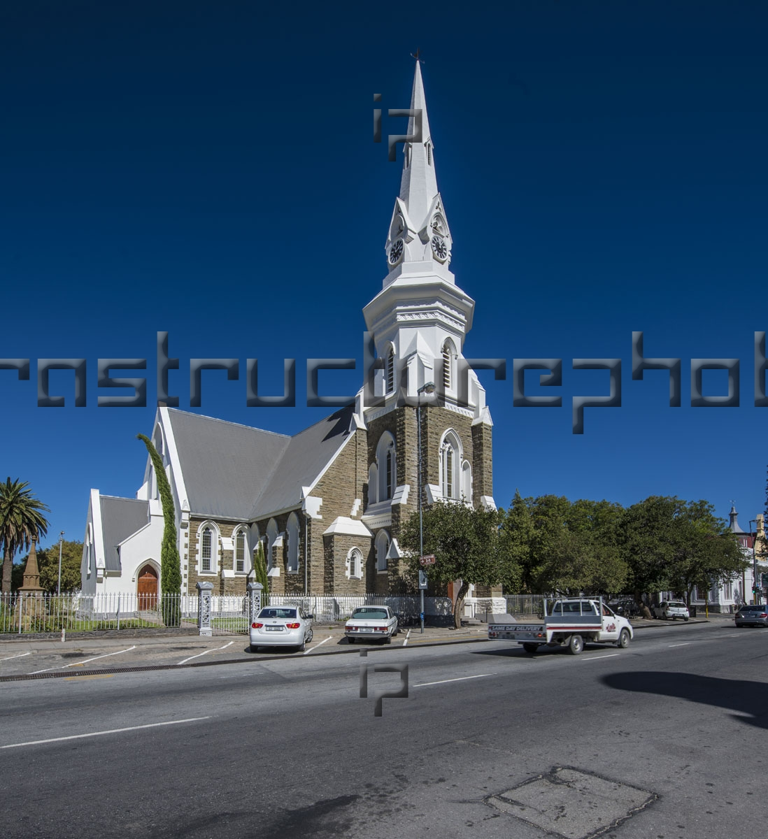 Nederduitse Gereformeerde Kerk - Beaufort-West