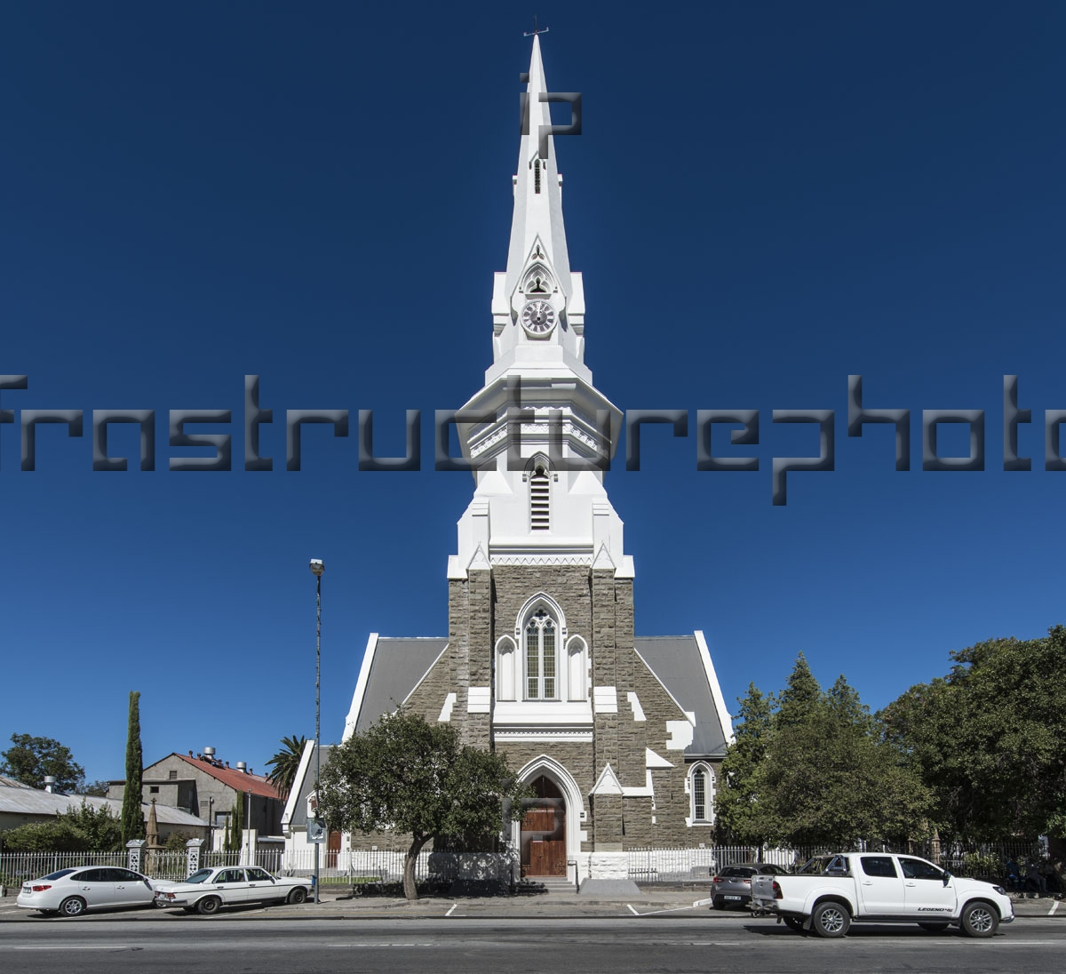 Nederduitse Gereformeerde Kerk - Dutch Reformed Church - Gamka Valley Municipality (Beaufort West, Western Cape)