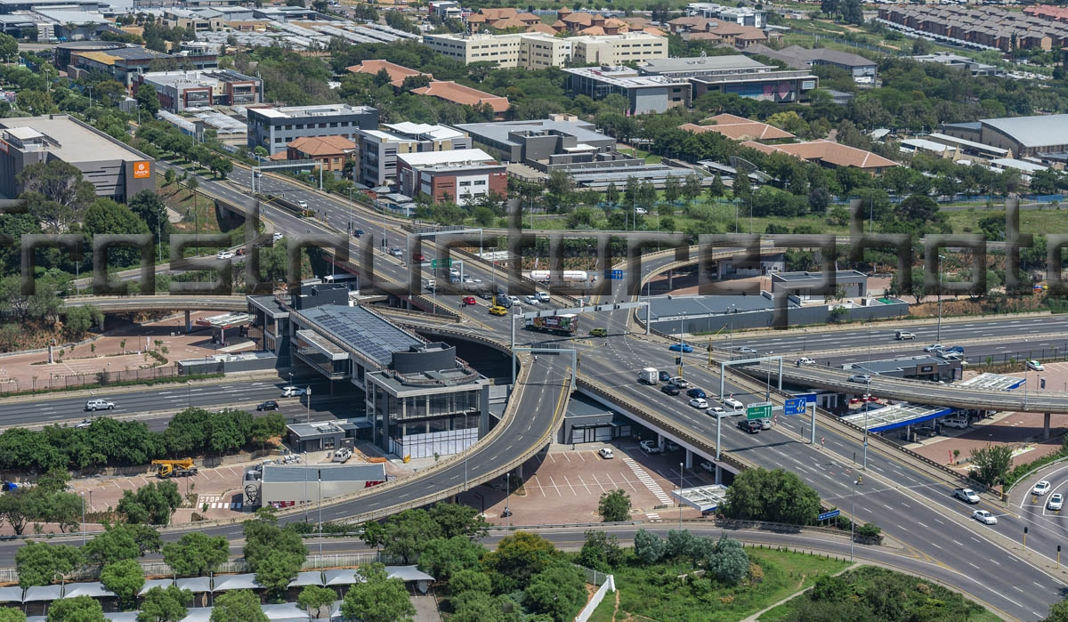 New Road Interchange, Midrand