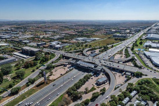 New Road Interchange, Midrand