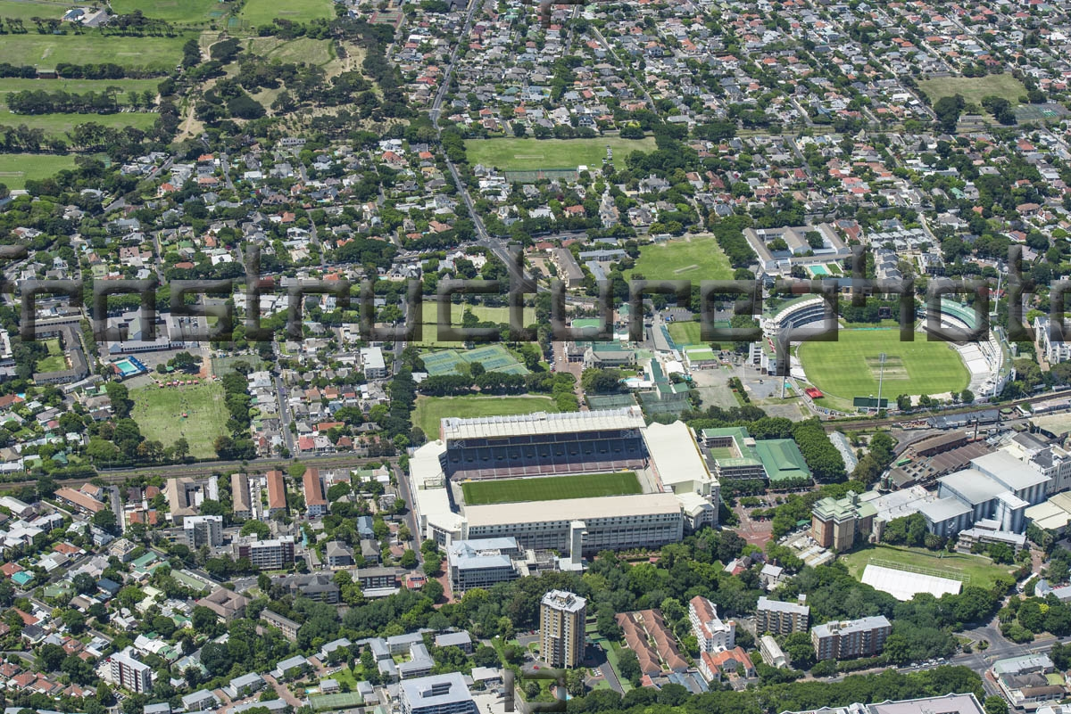 Newlands Cricket and Rugby Stadiums