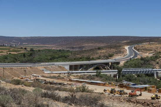 Olifants River Bridge Klawer