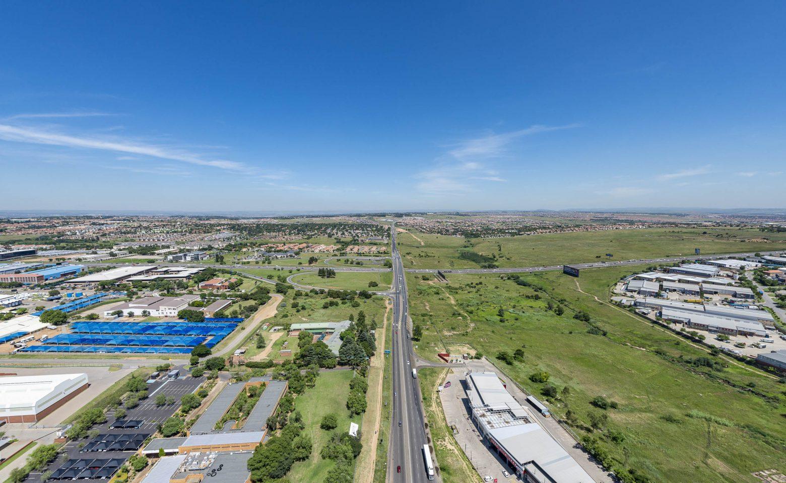 Olifantsfontein Road