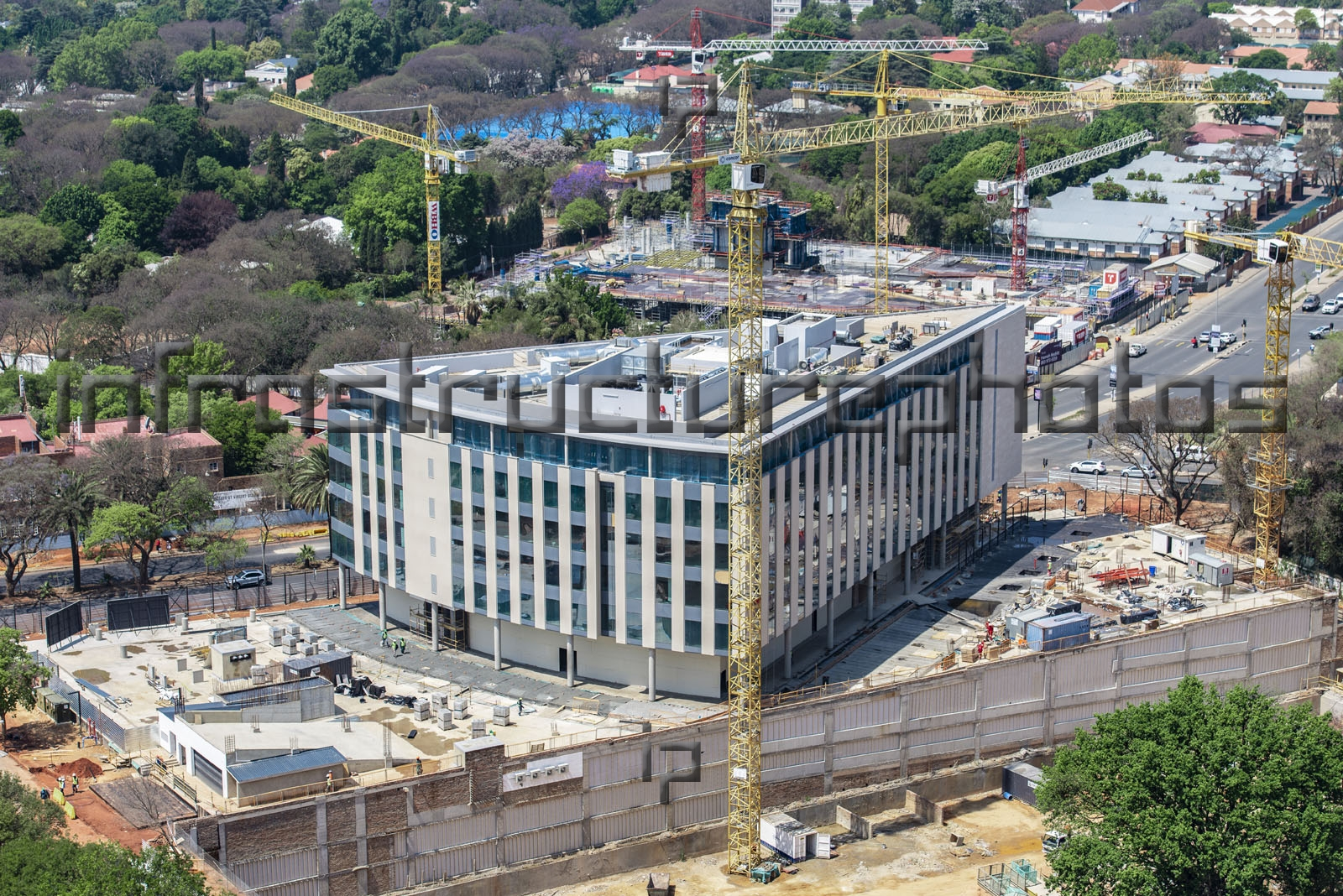 Oxford Parks Phase1 BP South Africa