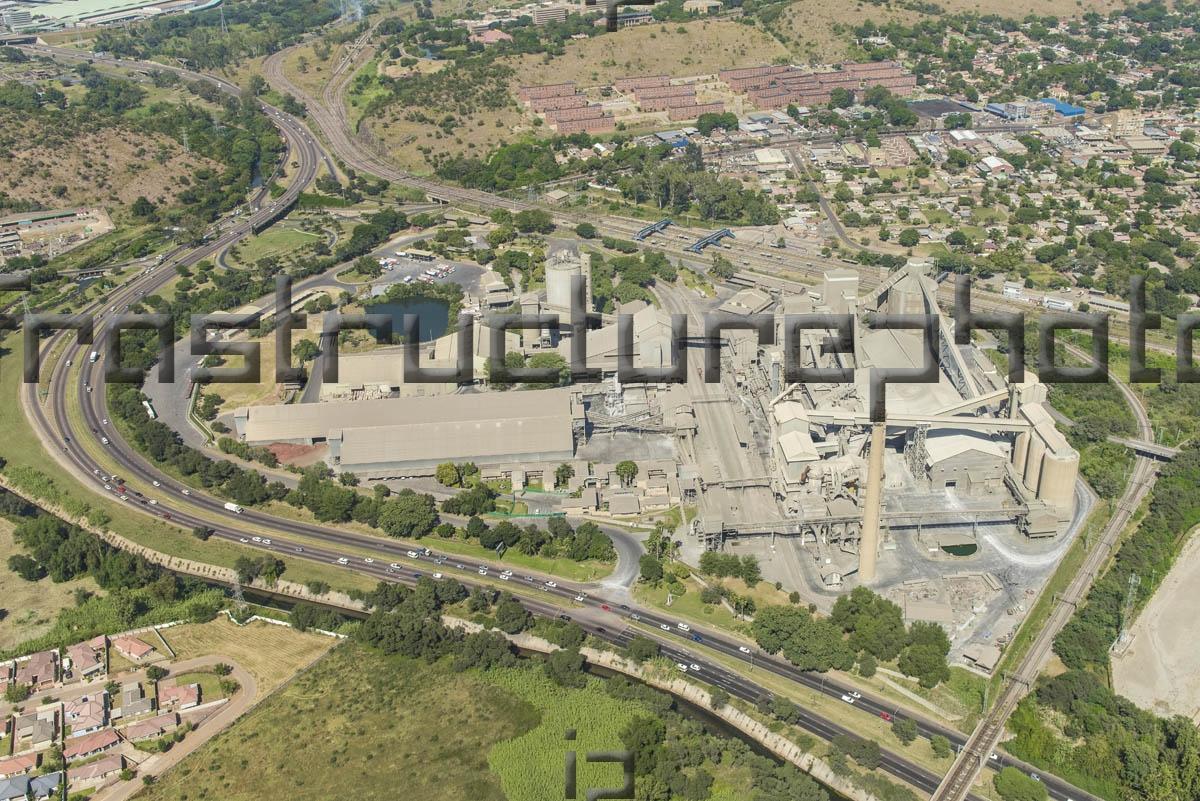 PPC Cement Hercules Plant Pretoria