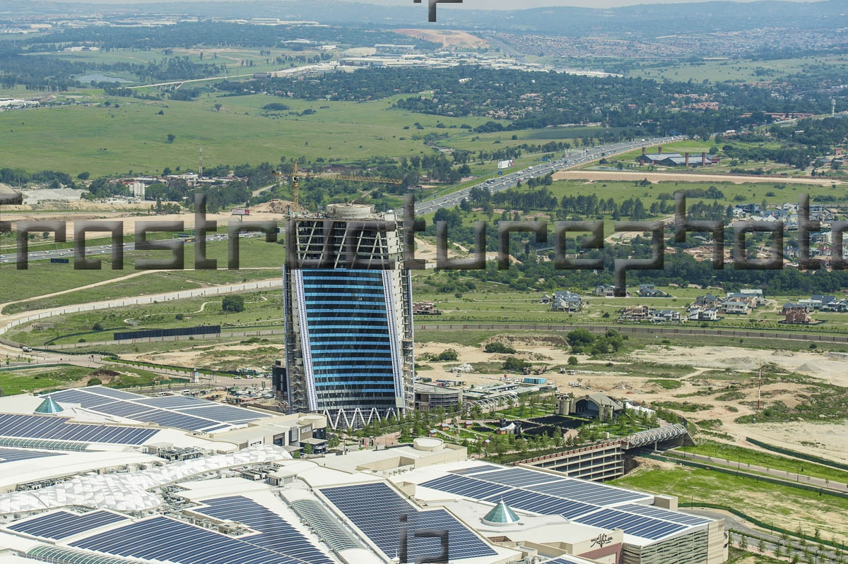 PWC Tower Waterfall Estate Midrand