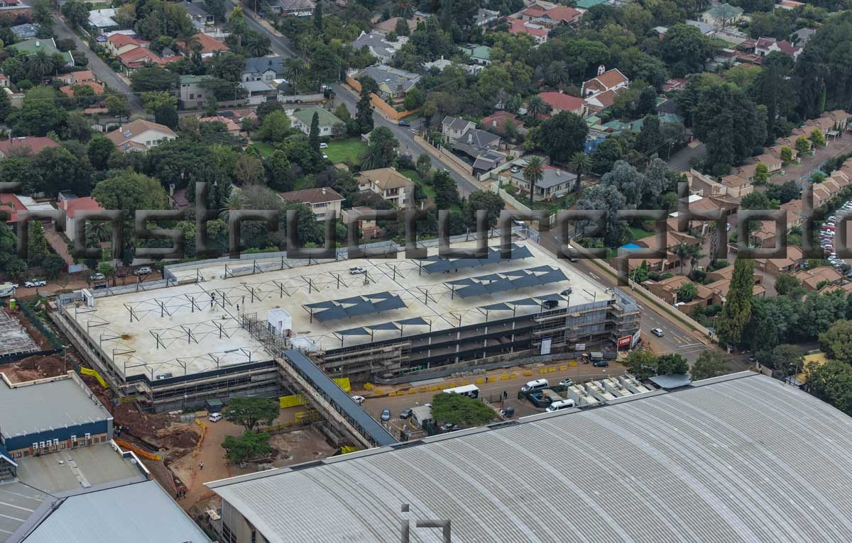 ABSA Parkade Development Campus Square