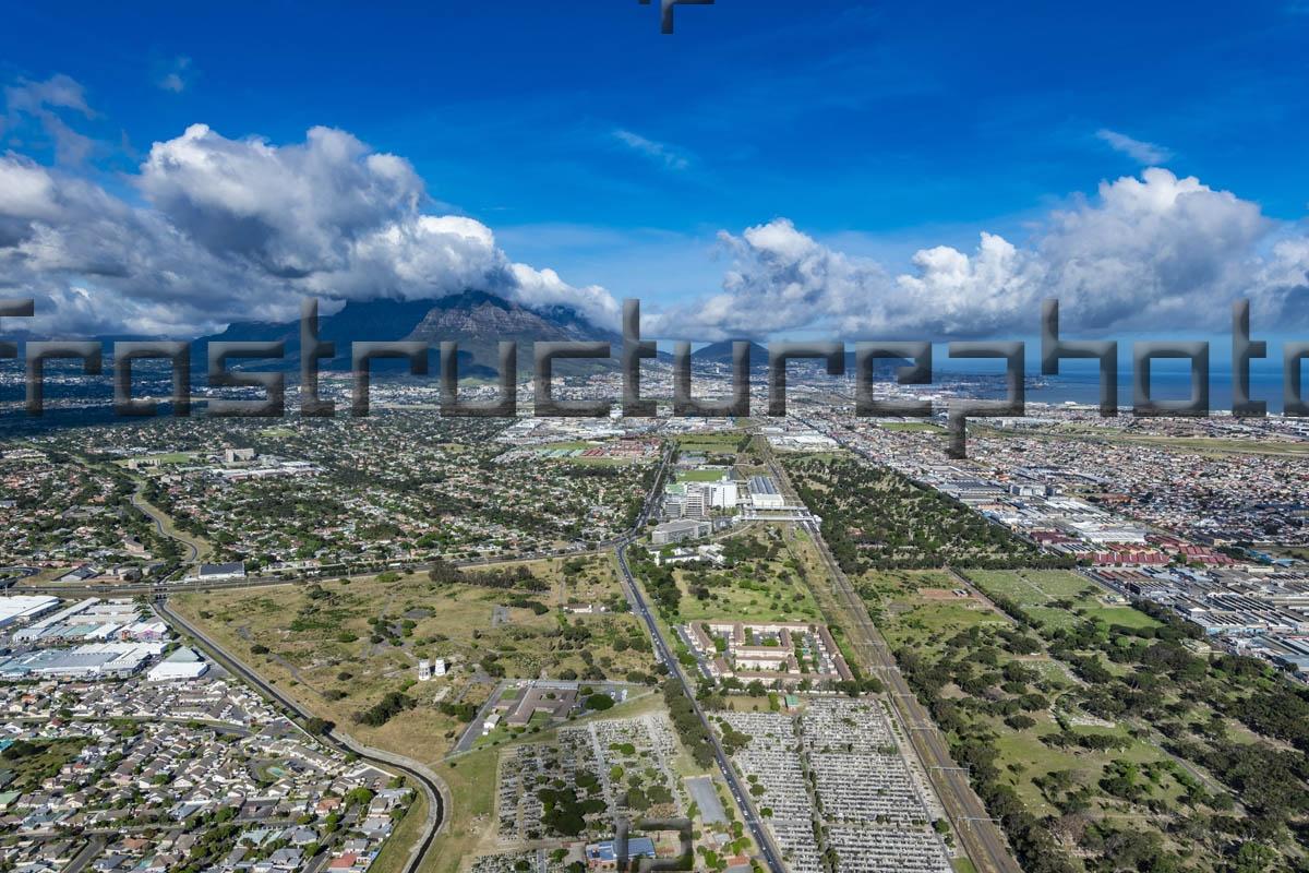 Pinelands Cityscape