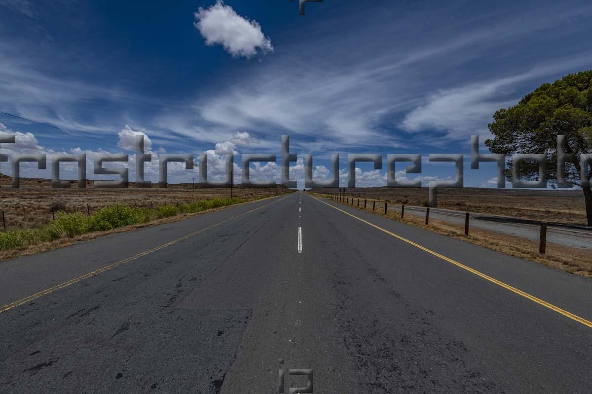 Road trip on N1 in Pixley ka Seme