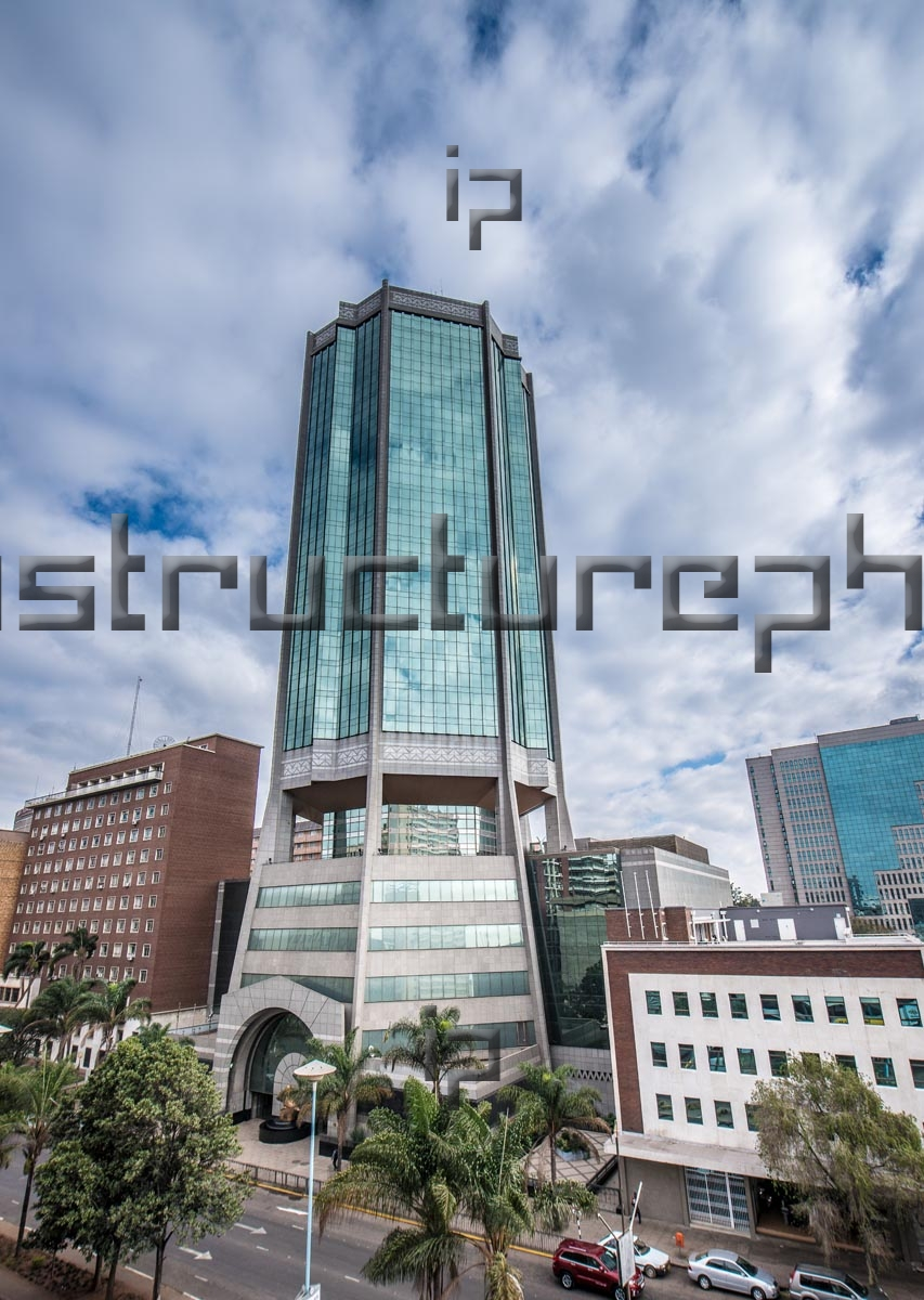 Reserve Bank Of Zimbabwe Building