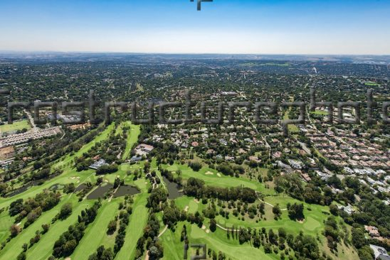 The River Club Golf Course, Sandton
