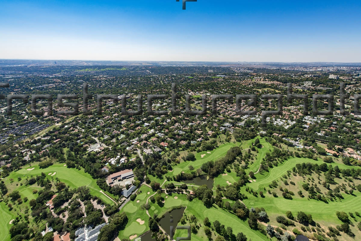 The River Club Golf Course, Sandton