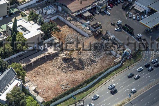 Sandton Court Demolition