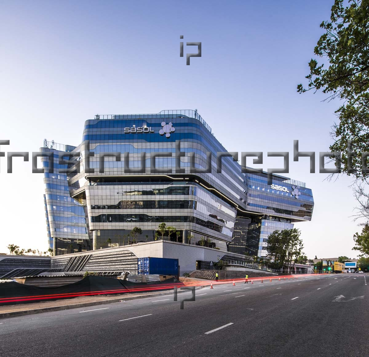 Sasol Head Office Katherine St Sandton