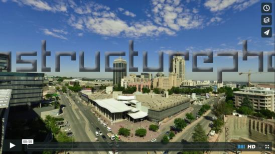 Sandton Central Time-lapse