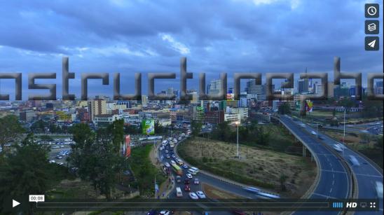 Nairobi Rush Hour Time-lapse