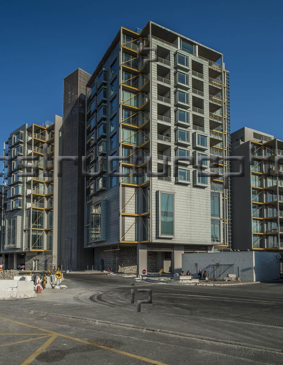 Silos Development V & A Waterfront