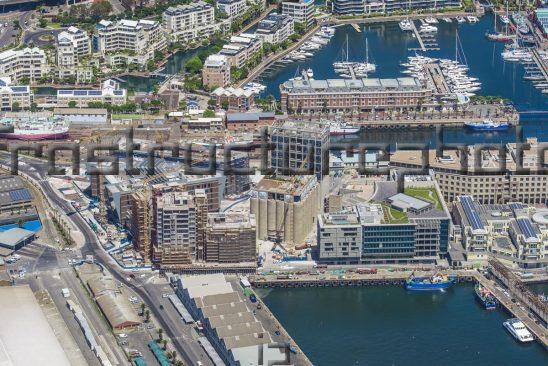 Silo Development V & A Waterfront