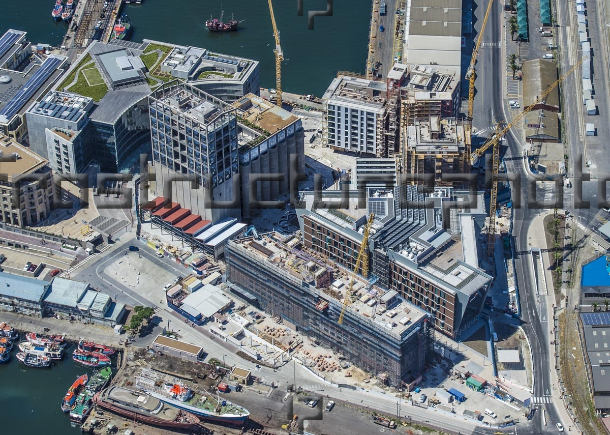 Silo Development V & A Waterfront