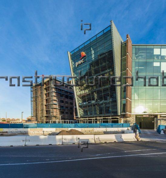 PWC Silo Development V & A Waterfront