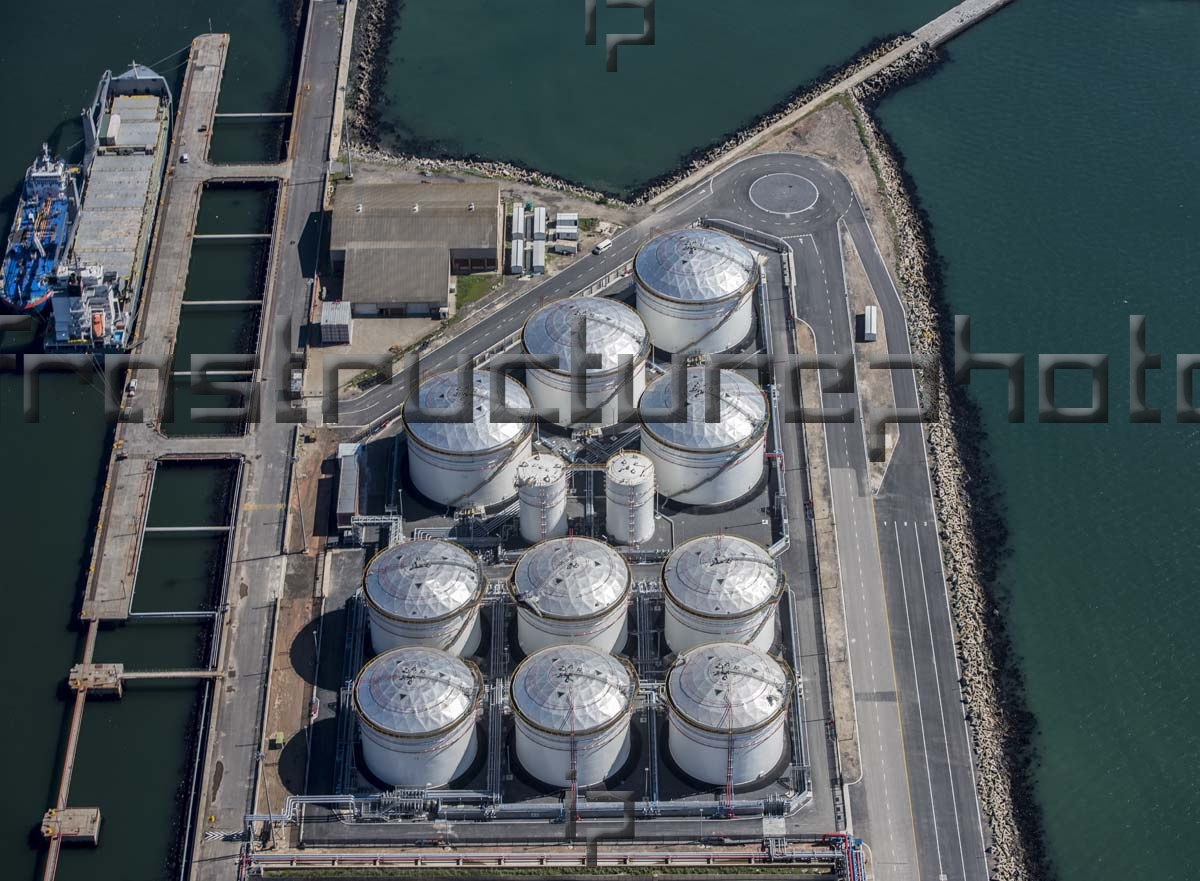 LPG-LNG Storage Tanks