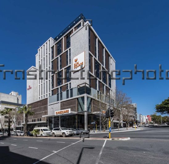 Sun square Strand Street Cape Town