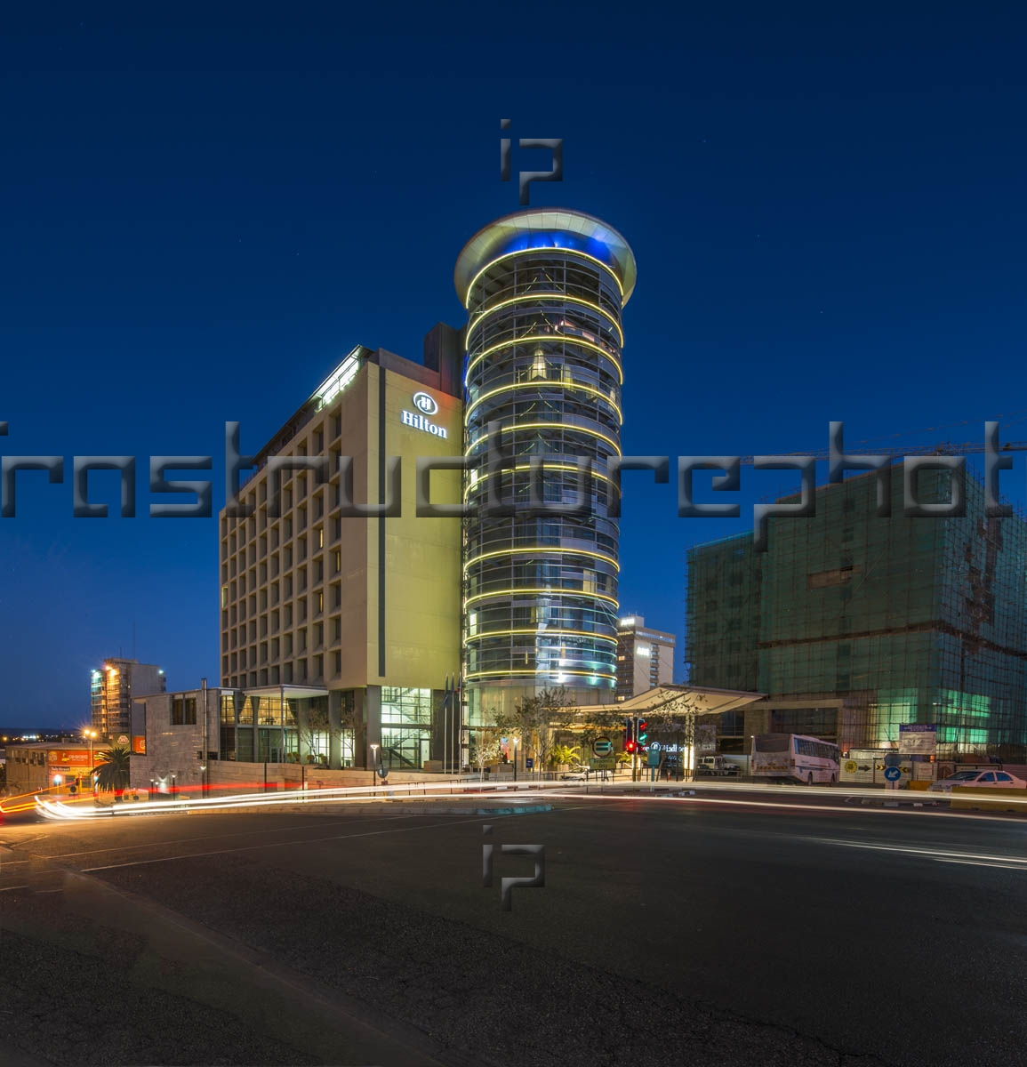 The Hilton Windhoek