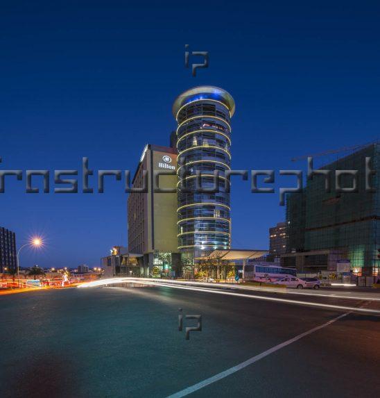 The Hilton Windhoek