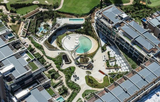The Houghton Luxury Apartments and Hotel
