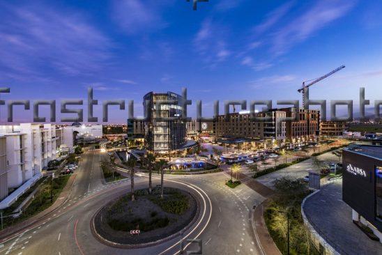 Century City Urban Square