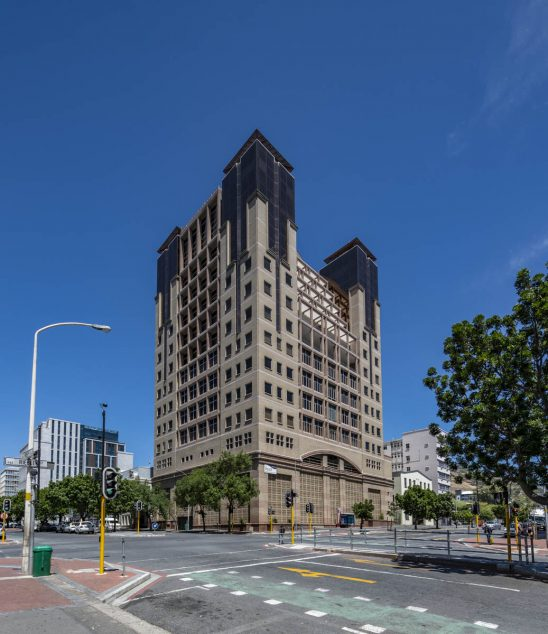 The Terraces, 34 Bree street, Cape Town