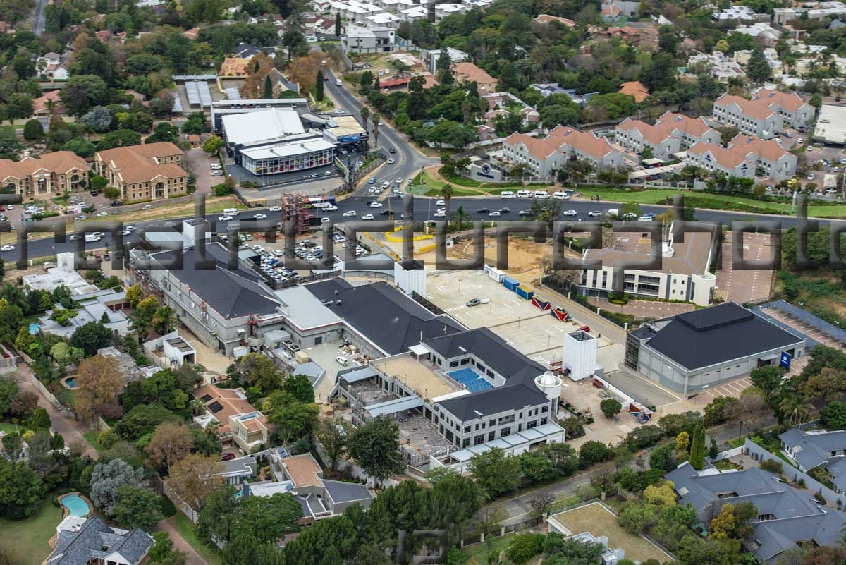 New Parkade and Refurbishment of The Wedge Shopping Centre