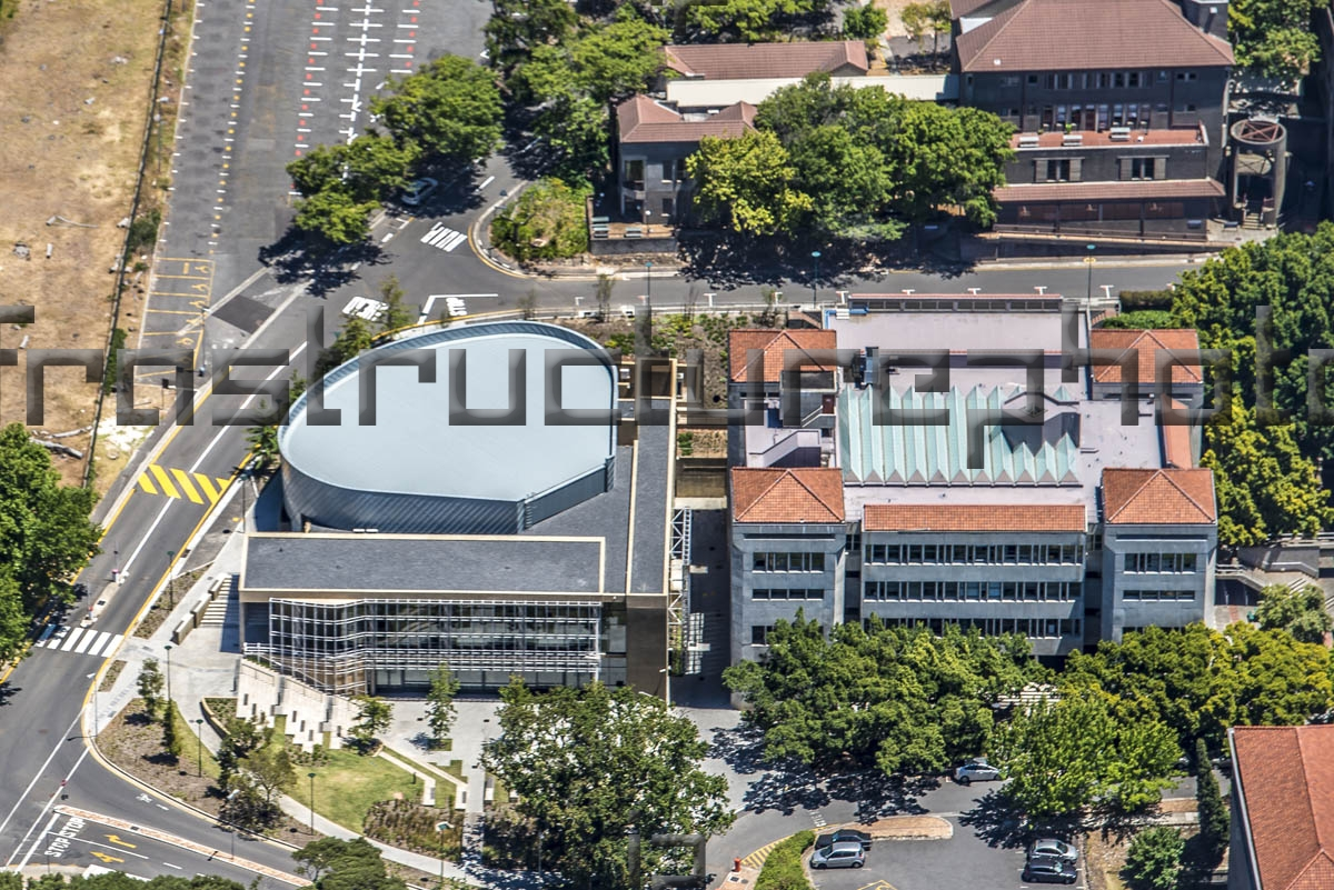 University of Cape Town New Lecture Theatre