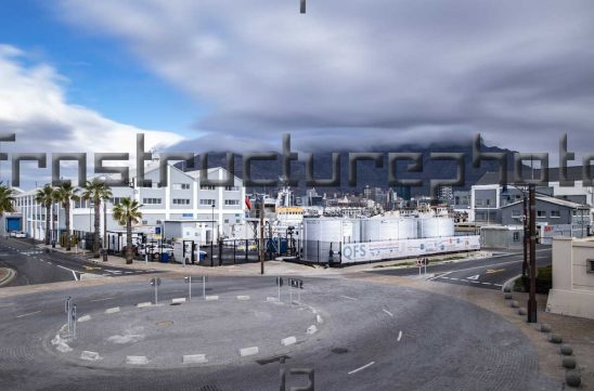 V & A Waterfront Desalination Plant
