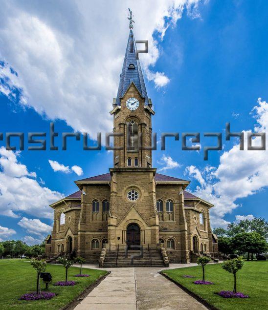 Dutch Reformed Church, Warden, Free State