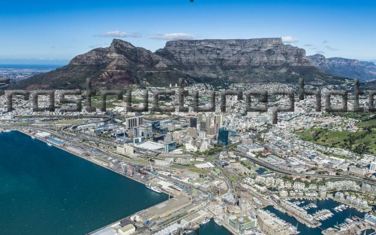 Foreshore Cape Town