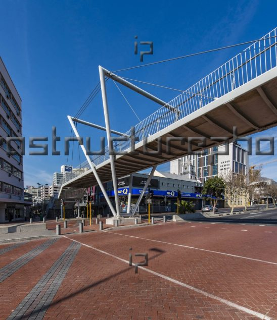 Waterkant Street Pedestrian Bridge