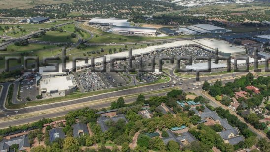 Woodmead Shopping Centre on Buccleuch Interchange, Woodmead